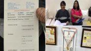 इंदौर: महज 10 साल के अवी शर्मा ने बोल चाल की हिंदी भाषा में लिख डाला 'रामायण'