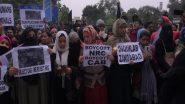 दिल्ली हिंसा: जामिया मिलिया इस्लामिया स्टूडेंट सफूरा जरगर को फिर नहीं मिली जमानत