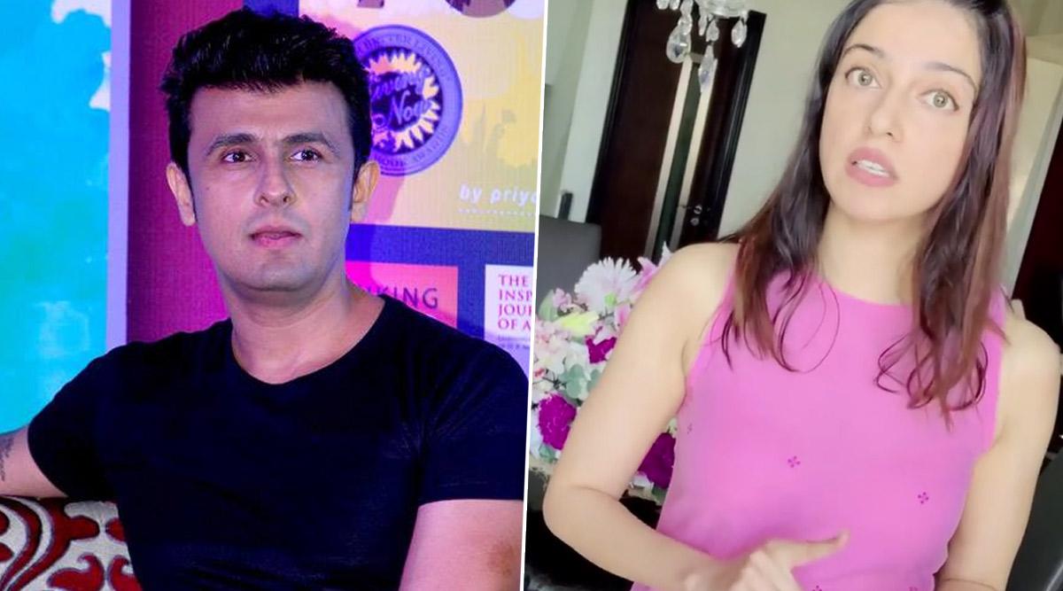 Sonu Nigam-Bhushan Kumar Controversy: सोनू निगम ने ये कहकर दिव्या खोसला कुमार को किया ट्रोल, सोशल मीडिया पर उड़ाया मजाक
