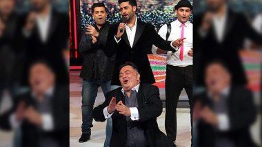ऋषि कपूर को बेहद मिस करते हैं महानायक अमिताभ बच्चन, सोशल मीडिया पर ये फोटो शेयर करके किया उन्हें याद