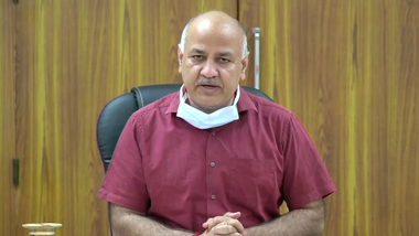 दिल्ली: मनीष सिसोदिया ने गृह मंत्री अमित शाह को लिखा पत्र, कहा- दिल्ली के साथ दोहरी नीति अपनाई जा रही है