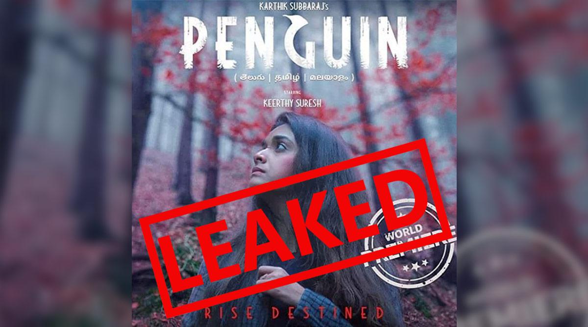 Penguin Movie in HD Leaked on TamilRockers & Telegram: पेंगुइन मूवी हुई ऑनलाइन लीक, तमिलरॉकर्स और टेलीग्राम पर हो रही Free Download