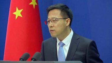 India Bans 59 Chinese Apps: भारत के एक्शन से चीन परेशान, चीनी विदेश मंत्रालय के प्रवक्ता ने कही बड़ी बात