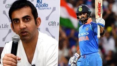 MS Dhoni Should Be Credited for Supporting Virat Kohli: धोनी ने इंग्लैंड के खराब दौरे के बाद भी किया था कोहली का समर्थन, पूर्व कप्तान को मिलना चाहिए इसका श्रेय- गौतम गंभीर