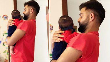 टीम इंडिया के खिलाड़ी सुरेश रैना ने अपनी बेटी ग्रेसिया के साथ ट्विटर पर शेयर की खूबसूरत तस्वीर
