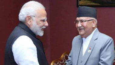 सीमा विवाद: भारत ने नेपाल से कहा- वार्ता के लिए पहले रोके विवादित नक्शे की आगे की प्रकिया