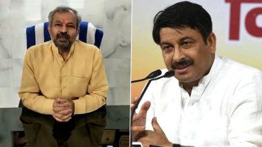 दिल्ली बीजेपी अध्यक्ष बने आदेश कुमार गुप्ता, मनोज तिवारी की हुई छुट्टी