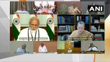 India-China Border Tensions: सर्वदलीय बैठक में सोनिया गांधी ने मोदी सरकार पर बोला हमला, कहा- अब भी जनता को अंधेरे में रखा जा रहा है