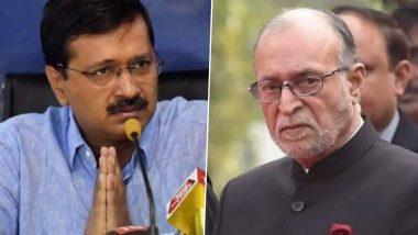 Delhi के उप राज्यपाल अनिल बैजल कोरोना पॉजिटिव, सीएम अरविंद केजरीवाल ने जल्द ठीक होने की कामना की