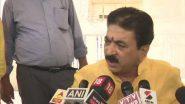 गुजरात: कोरोना वायरस की चपेट में आए बीजेपी विधायक बलराम थवानी, अस्पताल में कराया गया भर्ती