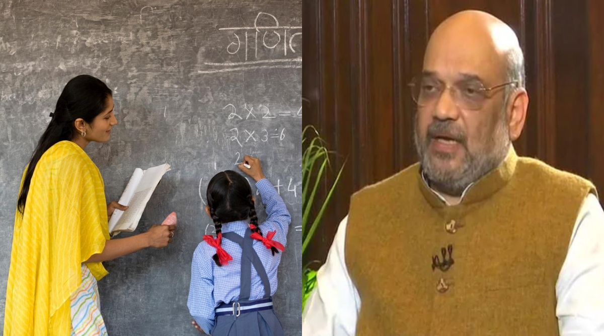 दिल्ली: नगर निगम में कार्यरत 8 हजार शिक्षकों ने वेतन न मिलने पर गृह मंत्री अमित शाह को लिखा पत्र