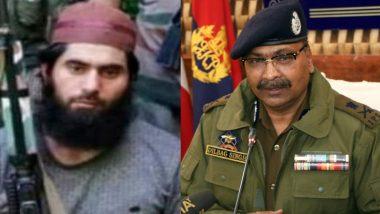 हिजबुल मुजाहिदीन कमांडर के मारे जाने के बाद डोडा जिला 'आतंकवादी-मुक्त' हो गया: J-K डीजीपी दिलबाग सिंह