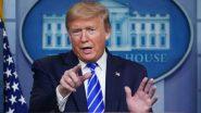Donald Trump issues orders against TikTok and WeChat: डोनाल्ड ट्रंप का चीन को बड़ा झटका, टिकटॉक, वीचैट के मालिकों के साथ किसी भी लेनदेन पर लगाया प्रतिबंध