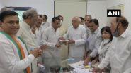 भोपाल: सिंधिया को झटका, करीबी बालेंदु शुक्ल कांग्रेस में शामिल, बीजेपी के थे सदस्य