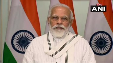 प्रधानमंत्री नरेंद्र मोदी ने की केदारनाथ धाम में चल रहे निर्माण कामों की वीडियो कॉन्फ्रेंसिंग के जरिए समीक्षा