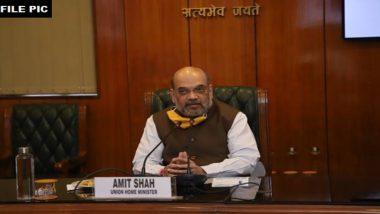 दिल्ली-NCR में कोरोना महामारी की स्थिति को लेकर गृह मंत्री अमित शाह ने UP, हरियाणा और दिल्ली के मुख्यमंत्रियों की बुलाई बैठक