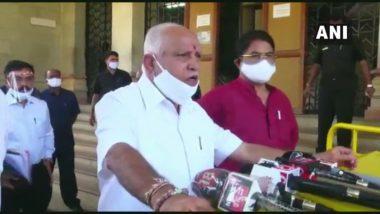 Karnataka No Confidence Motion: कर्नाटक में कांग्रेस ने सूबे की बीएस येदियुरप्पा सरकार के खिलाफ लाया अविश्वास प्रस्ताव