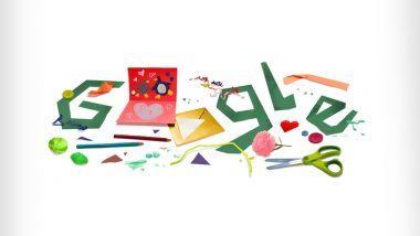 Happy Father's Day 2020 Google Doodle: फादर्स डे की शुभकामनाएं, गूगल के इस खास डूडल के जरिए बनाएं रचनात्मक क्राफ्ट और अपने प्यारे पापा को भेंजे पितृ दिवस के वर्चुअल कार्ड
