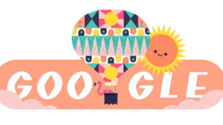 Summer Season Google Doodle: खास डूडल के जरिए गूगल समर सीजन की शुरुआत को कर रहा है सेलिब्रेट, 21 जून से 22 सितंबर तक रहेगा गर्मियों का मौसम