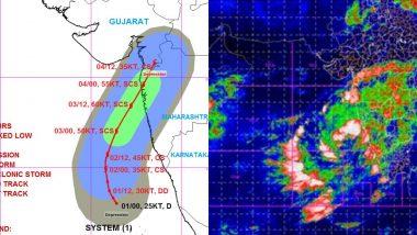 Cyclone Nisarga Update: चक्रवात निसर्ग का जलवायु परिवर्तन से संबंध