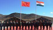 Indo-China Stand-Off: आज होगी भारत-चीन, कोर कमांडर लेवल की चर्चा, शामिल होंगे MEA अधिकारी