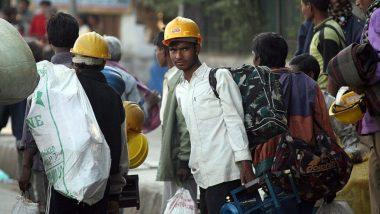 कोरोना काल में प्रवासी मजदूरों को मिला मनरेगा का आसरा, जून में 84 फीसदी से ज्यादा मिला काम