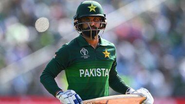 इंग्लैंड दौरे से पहले पाकिस्तान को बड़ा झटका, क्रिकेटर मोहम्मद हफीज, वहाब रियाज समेत 7 और खिलाड़ी पाए गए कोरोना पॉजिटिव
