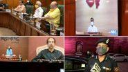 Nisarga Cyclone: गृह मंत्री अमित शाह ने महाराष्ट्र के CM ठाकरे और गुजरात के सीएम रूपाणी से की बात, राज्यों में NDRF की टीमें तैनात