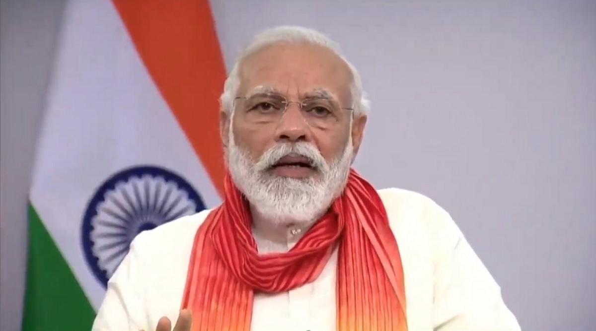 International Yoga Day 2020: प्रधानमंत्री नरेंद्र मोदी ने कहा-जो हमें जोड़े, साथ लाए, वही योग है