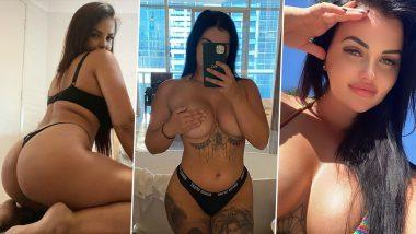 Porn Star Renee Gracie New Photo: रेनी ग्रेसी की इस बोल्ड फोटो को देख फैंस हुए हैरान, Boobs फ्लॉन्ट करती दिखी XXX स्टार