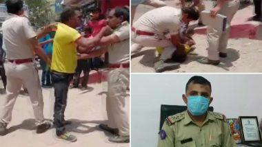 राजस्थान के जोधपुर में अमेरिका जैसा वाकया: मास्क नहीं होने पर काटा चालान, युवक ने किया विरोध तो पुलिसकर्मी ने गर्दन को घुटने से दबाया और पीटा