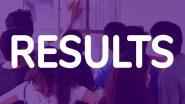 ICSE Board 10th 12th Result 2020: आज दोपहर तीन बजे जारी होंगे 10वीं 12वीं के नतीजे, बोर्ड की आधिकारिक वेबसाइट results.cisce.org पर ऐसे करें चेक