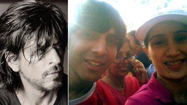 शाहरुख खान के बड़े फैन हैं कार्तिक आर्यन, 12 साल पहले सागरिका घाटगे संग फोटो क्लिक कराने के कूद गए थे बैरिकेड्स