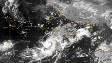 Cyclone Nisarga Live Satellite Map and Tracking: इन जगहों से गुजरेगा चक्रवात तूफान निसर्ग, जानें इसकी स्पीड और महाराष्ट्र सीमा पर इसके दस्तक का समय