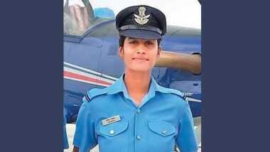 मध्य प्रदेश: नीमच में चाय बेचने वाले सुरेश गंगवाल की बेटी Aanchal Gangwal बनीं IAF की फ्लाइंग ऑफिसर