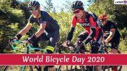 World Bicycle Day 2020: वजन घटाने से लेकर वायु प्रदूषण कम करने तक, जानें साइकिल चलाने के 5 फायदे