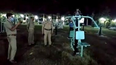 क्या दिल्ली के रोहिणी स्थित जापानी पार्क में भूत ने की झूलकर कसरत? जानिए क्या है झांसी के इस वायरल वीडियो का मामला