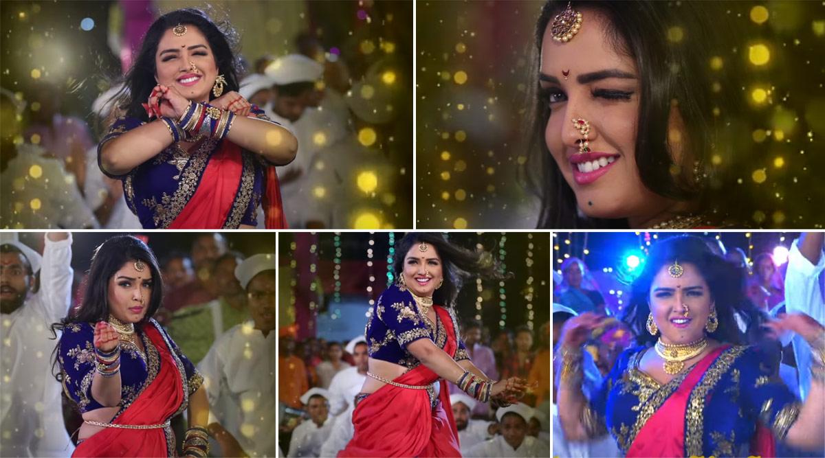 Hot Bhojpuri Song: भोजपुरी एक्ट्रेस आम्रपाली दुबे के सॉन्ग 'चिकन बिरयानी' का इंटरनेट पर बोलबाला, 39 लाख लोगों ने देखा ये Video