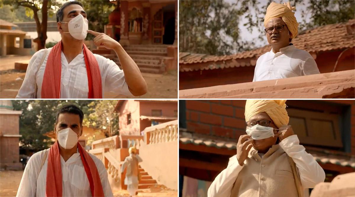 कोरोना वायरस जागरूकता पर अक्षय कुमार का नया Video हुआ रिलीज, देश को आत्मनिर्भर बनाने की दी सलाह