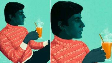 अमिताभ बच्चन ने सोशल मीडिया के सहारे पढाया जिंदगी का पाठ, शेयर की खास फोटो