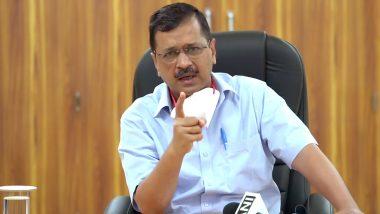 दिल्ली के प्राइवेट अस्पतालों को सीएम अरविंद केजरीवाल की चेतावनी, कहा- ब्लैक मार्केटिंग करने वालों को बख्शा नहीं जाएगा