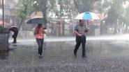 Weather Forecast: भोपाल में हुई झमाझम बारिश, शहर में 16 जुलाई तक आंधी-तूफान के साथ भारी बारिश की संभावना