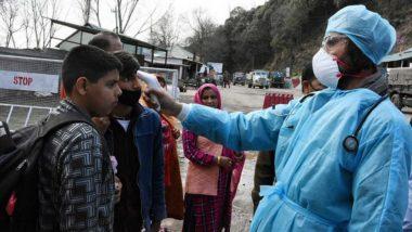 जम्मू-कश्मीर में कोरोना संक्रमित मरीजों की संख्या 8 हजार के पार, 170 नए मामले आए सामने