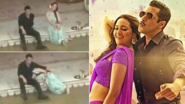 Salman-Sonakshi Old Video Viral: सलमान खान और सोनाक्षी सिन्हा का पुराना वीडियो शेयर कर छवि खराब करने की कोशिश, बेहूदा कमेंट के साथ किया पोस्ट