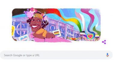 Marsha P Johnson Google Doodle: ट्रांसजेंडर एक्टिविस्ट मार्शा पी जॉनसन को गूगल कर रहा है याद, समर्पित किया ये खास डूडल