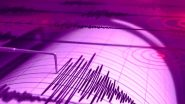 महाराष्ट्र के पालघर में फिर लगे भूकंप के झटके, तीव्रता 3.5 की गई दर्ज