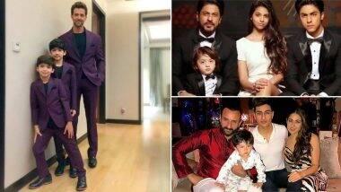 Happy Father's Day 2020: ये है बॉलीवुड के 5 पिता और बच्चों की सबसे हिट जोड़ी