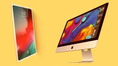 एप्पल आईमैक और 10.8-इंच आईपैड एयर जुलाई में आने को तैयार