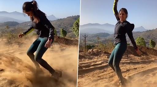 जेनेलिया डिसूजा ने मिट्टी में डांस करते हुए वीडियो किया शेयर, देखकर आप भी हो जाएंगे इम्प्रेस