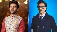 रणवीर सिंह को Gay पार्टनर के रूप में चुनना पसंद करेंगे कार्तिक आर्यन, एक्टर ने Video में कही ये मजेदार बात